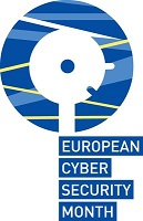 European Cyber Security Month logó
